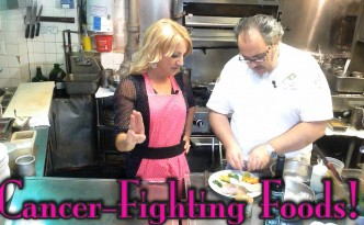 Felix Chef Challenge: Cancer Fighting Foods