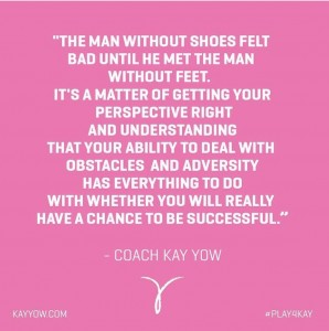 Kay Yow quote