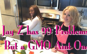Jay Z has 99 problems but a GMO Ain't One